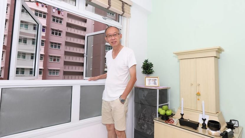 Half of all new two-room HDB Flexi flats booked by elderly buyers; singles bought 38% of units