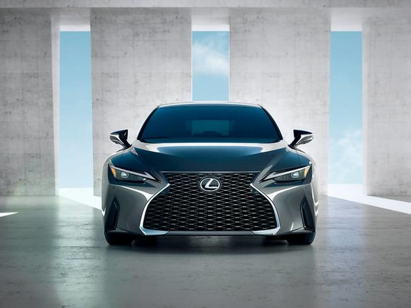 Melding sleek coupe style with an exciting sports sedan