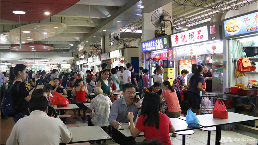 About 14,000 hawkers to get a month's worth of rental fees waived amid COVID-19 outbreak