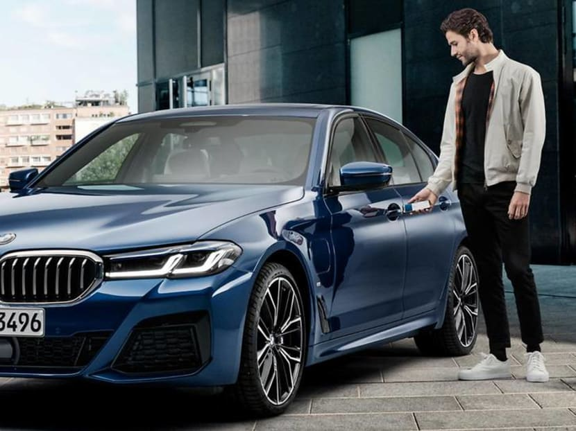 Goodbye, bulky keys: You can soon unlock your BMW with just your iPhone