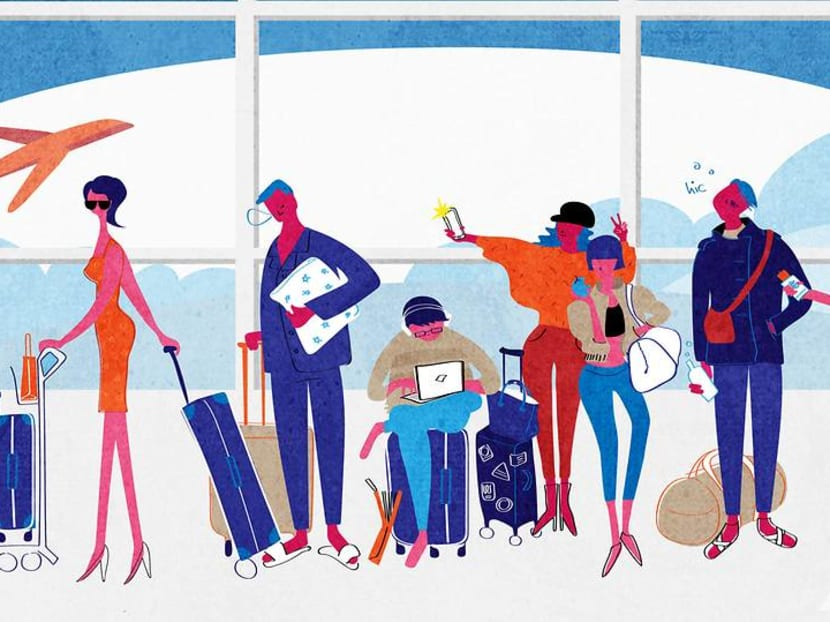 The Princess, The Influencer and other friends you don't want to travel with