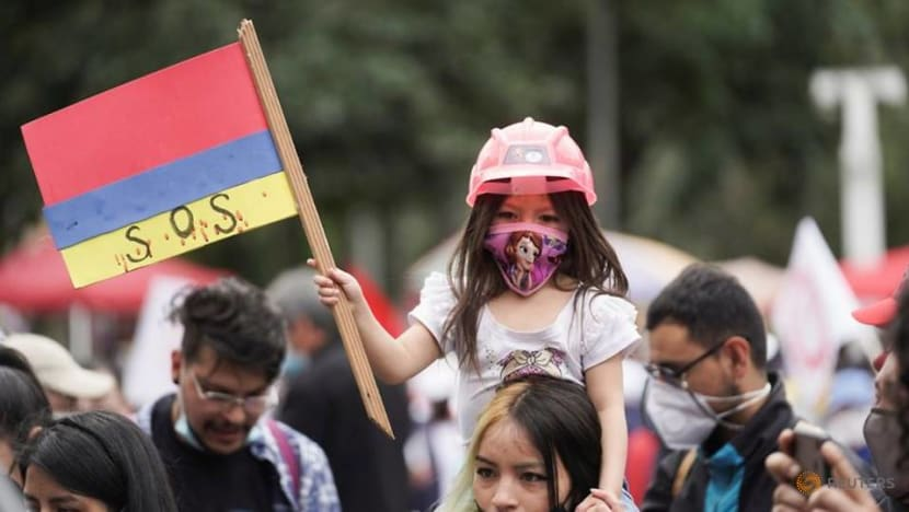 Colombia government sends US$3.9 billion tax reform to congress amid renewed protests