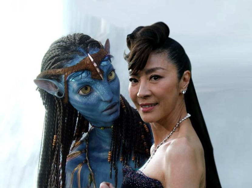 Michelle Yeoh joins the cast of upcoming Avatar sequels