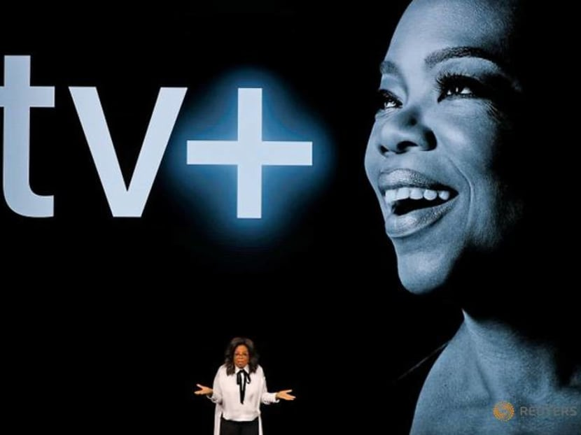 Oprah Winfrey takes on racism in new TV discussion series for Apple TV+