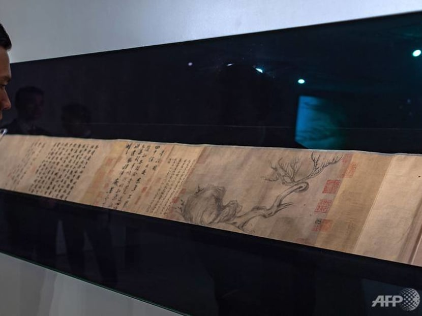 Ancient Chinese painting expected to fetch US$51 million