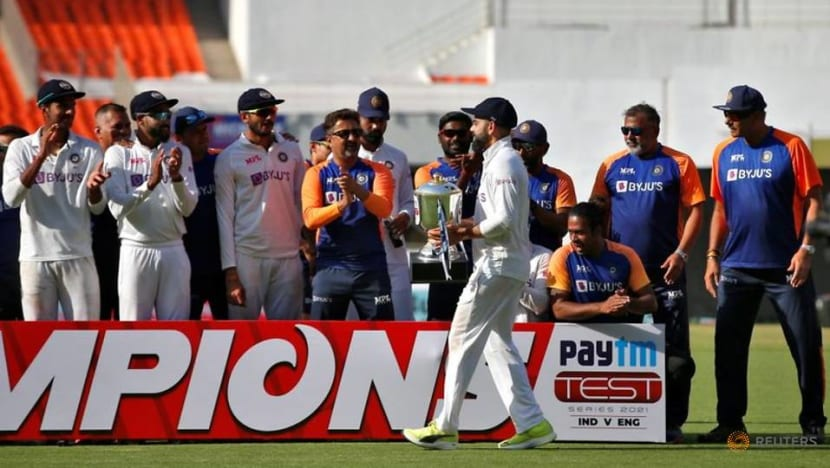 Cricket-India thump England in three days for 3-1 series victory