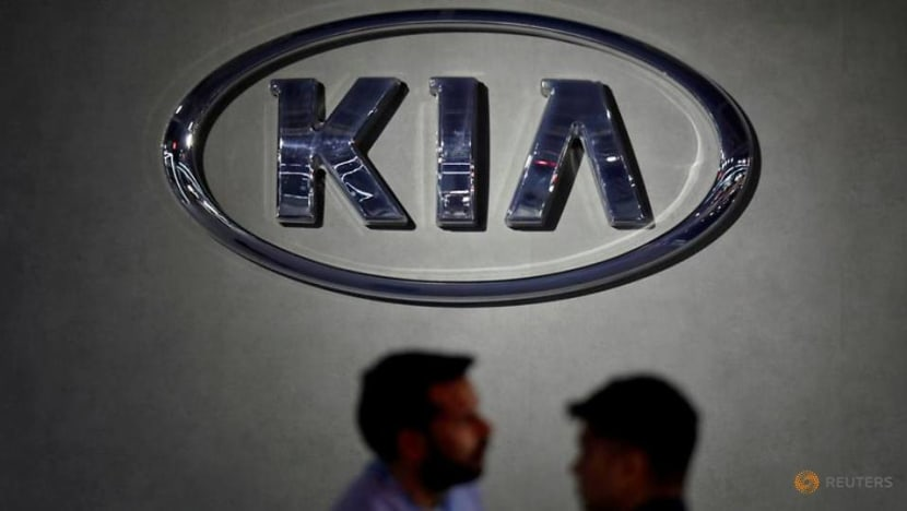 South Korea's Kia says reviewing electric car cooperation with multiple firms after Apple report