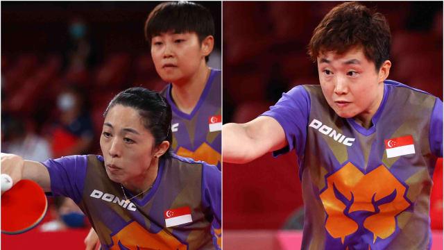 跨不过中国这座大山 我国乒乓女团0比3落败