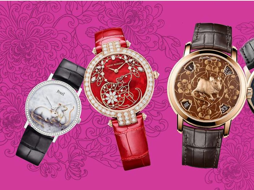 The rat race: 8 zodiac watches to celebrate the Chinese New Year