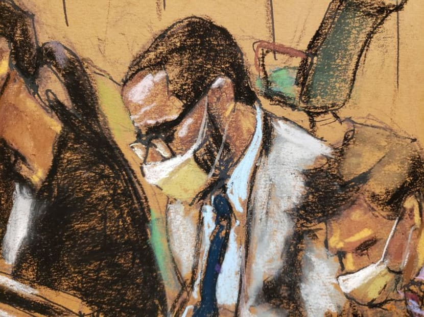 Woman testifies about R Kelly pressuring her to have sex
