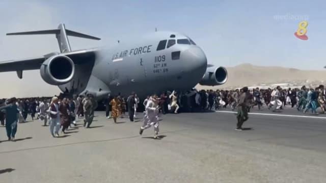 焦点 | 美国撤军阿富汗