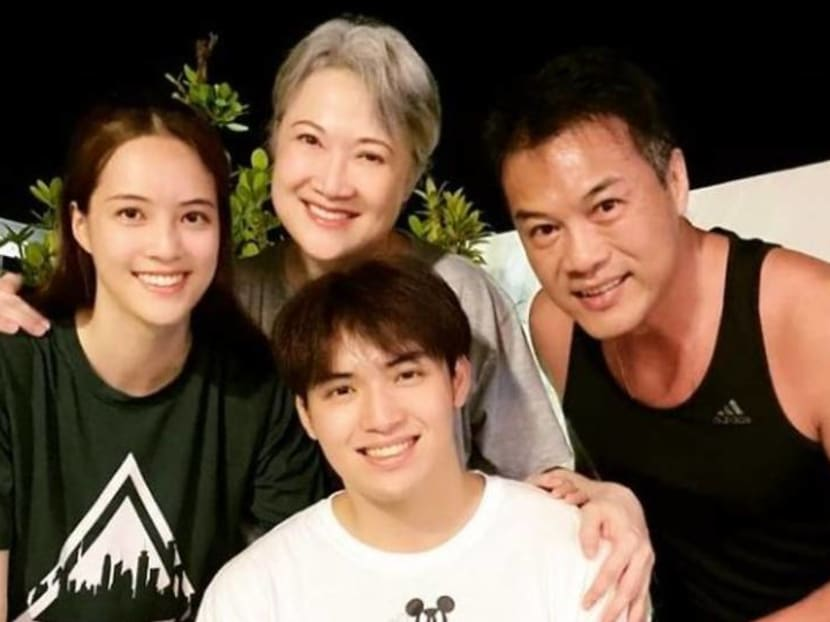 Zheng Geping and Hong Huifang's son, Calvert Tay, makes music debut with 1st single