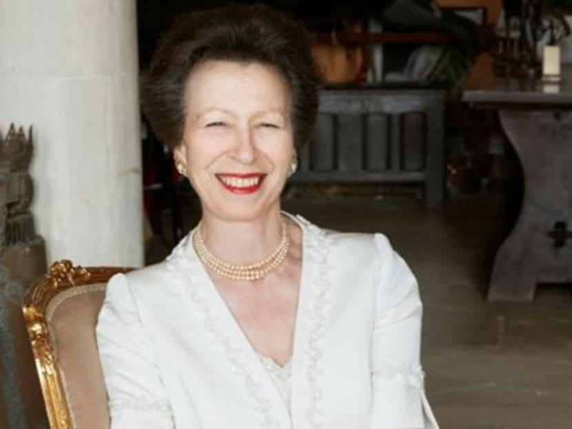 Britain's Princess Anne marks 70th birthday with low key celebration