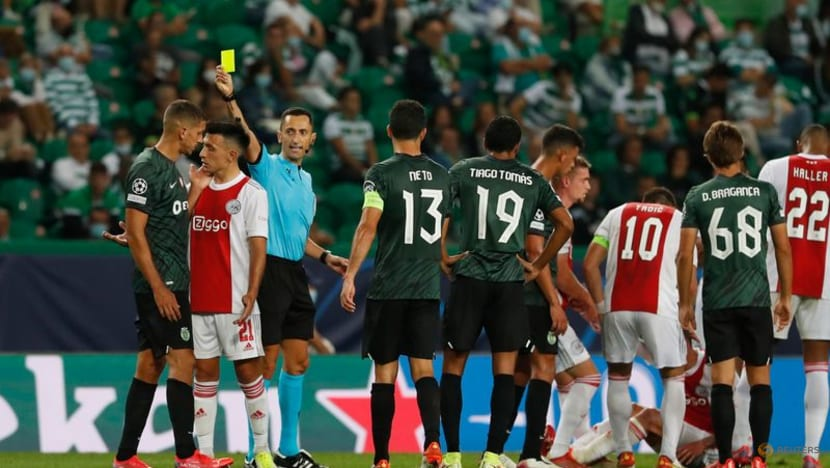 Football: Haller scores four as Ajax go on the rampage in Lisbon