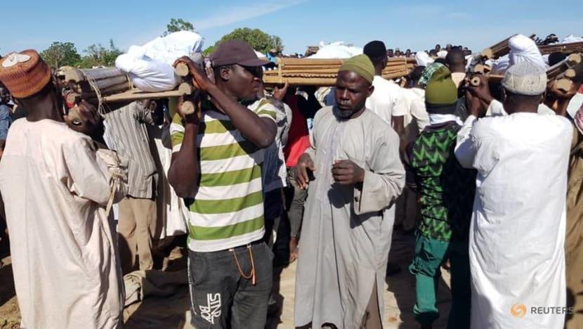 Massacre in extremist-ravaged northeast Nigeria kills at least 110