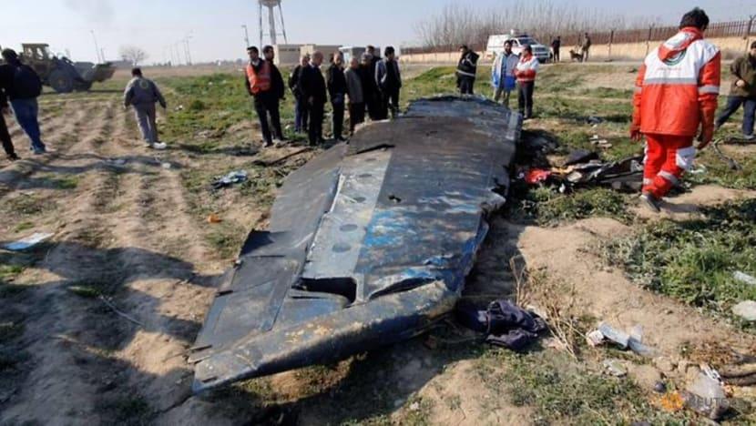 Top Iran security official says Tehran did not hide cause of Ukraine plane crash