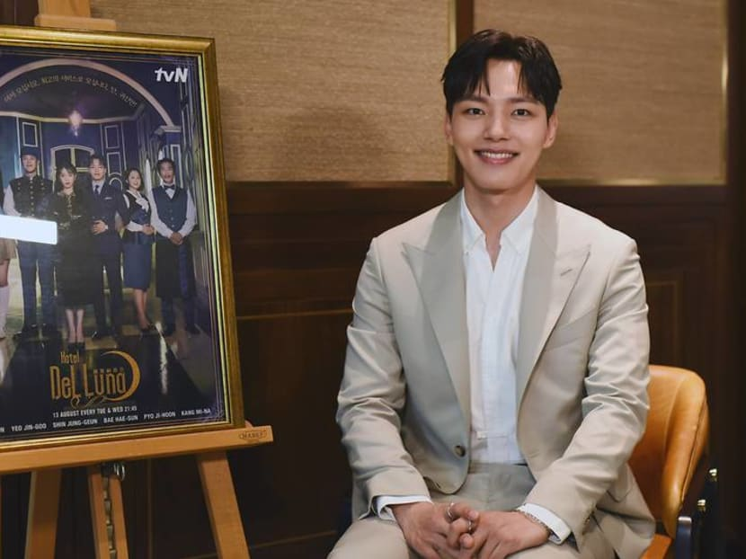 Yeo Jin-goo's spooky encounter with fire alarms on the set of Hotel Del Luna