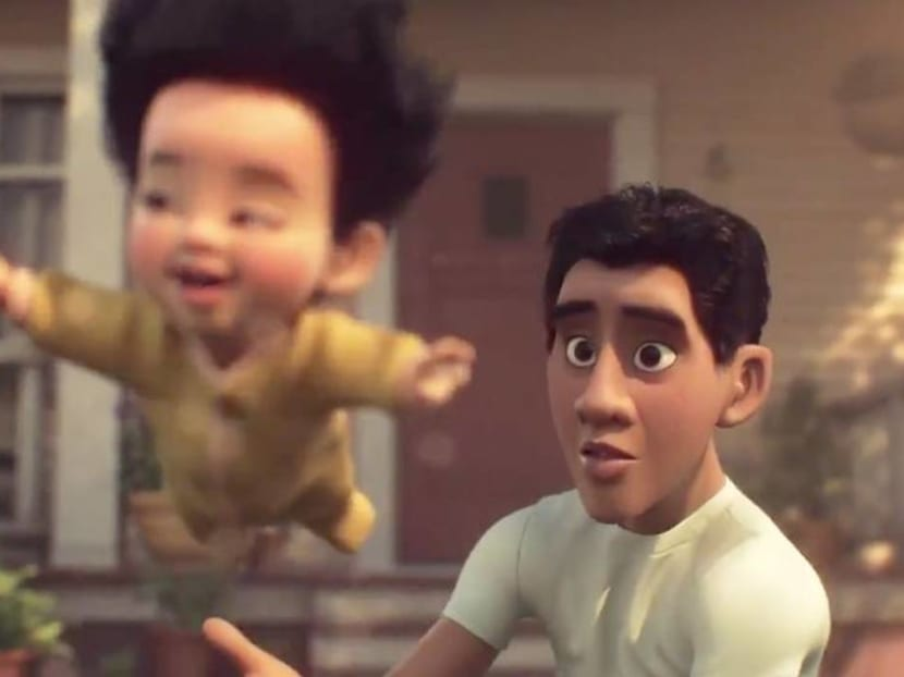 Disney Pixar to debut first Filipino CGI characters in the short film Float