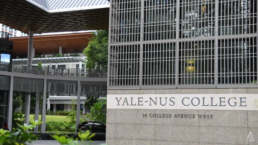 Decision to combine Yale-NUS and University Scholars Programme was 'a very considered one': NUS
