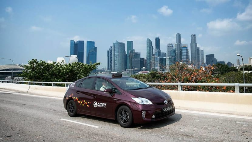 SMRT plans to change entire taxi fleet to electric vehicles within 5 years