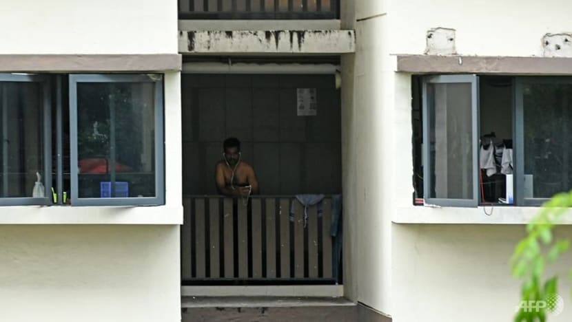 COVID-19: Older foreign workers to get 'special attention', be moved to separate dorm: PM Lee