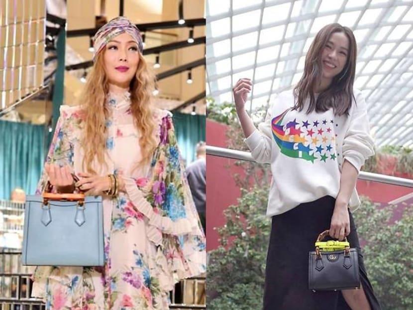 Why are Rebecca Lim, Ni Ni and Sammi Cheng toting Gucci's new handbag?
