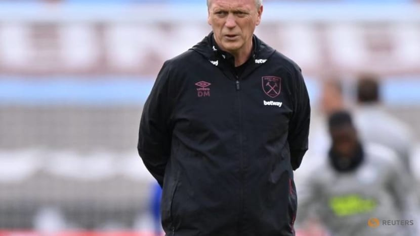 West Ham in touching distance of top-four finish, says Moyes