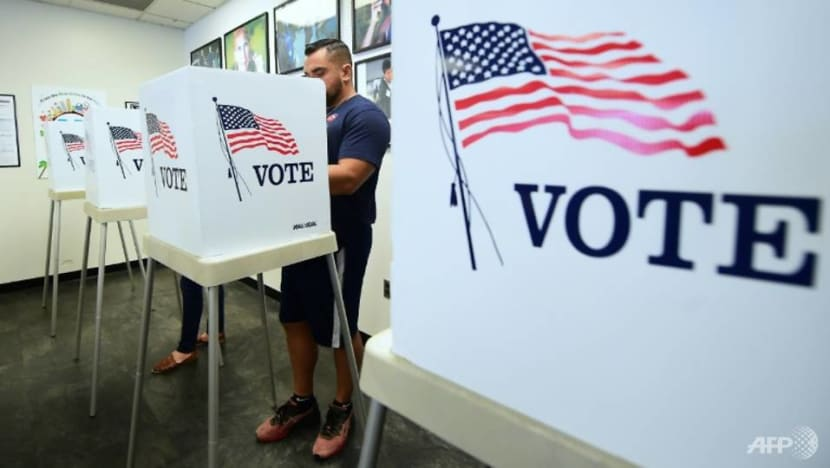 Election Day test for Trump as America votes