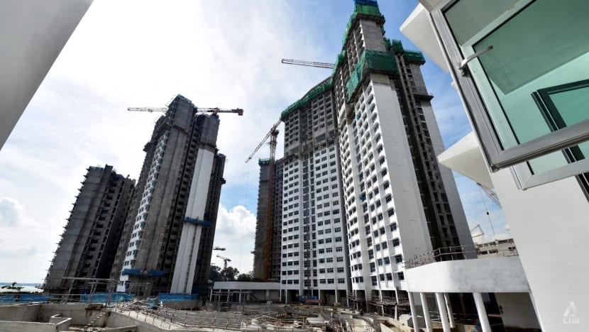 Government to help construction sector restart 'safely and smoothly', minimise delays for BTO flats: Desmond Lee
