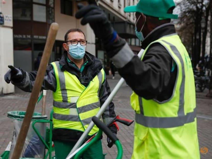 Meet the Paris street sweeper who became a TikTok celebrity