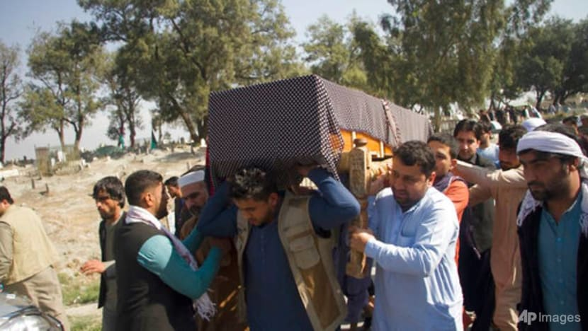 Islamic State claims killing of 3 female media workers in Afghanistan