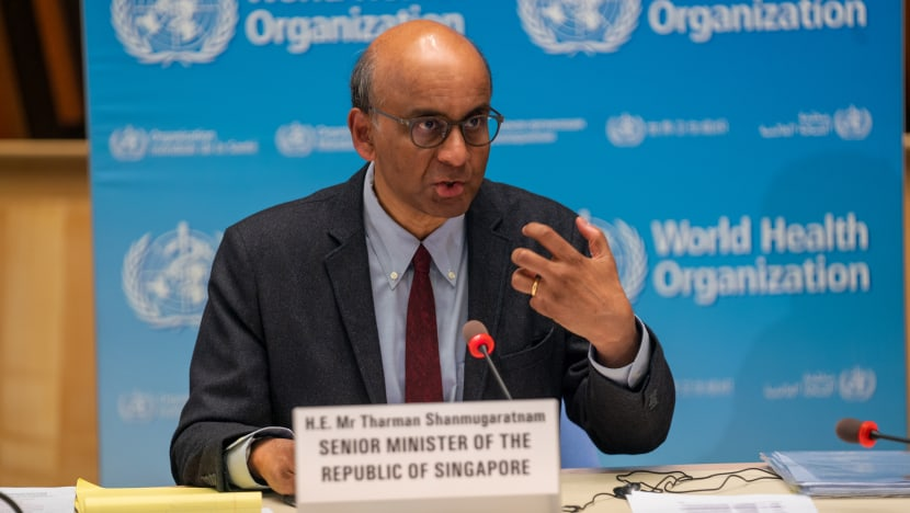 Preparing for the next pandemic requires 'new way of thinking about international cooperation': Tharman