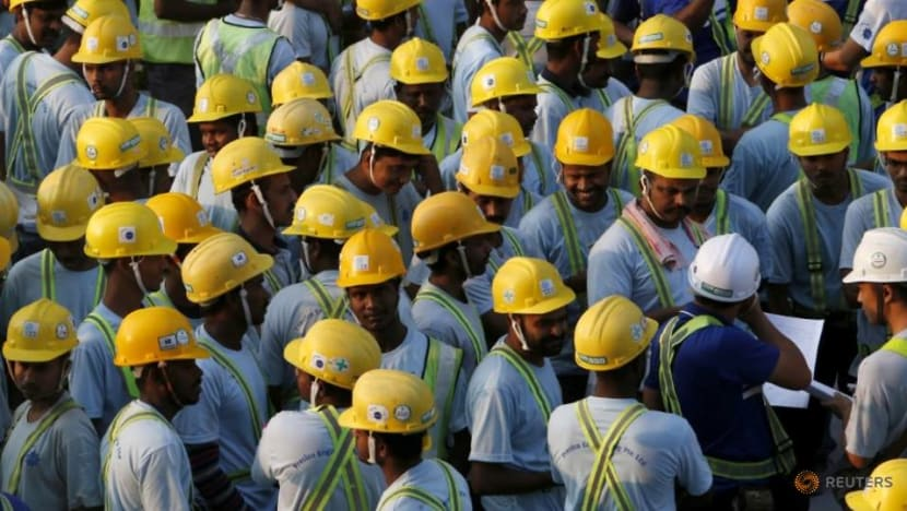 Construction workers to be tested regularly when projects gradually resume after circuit breaker