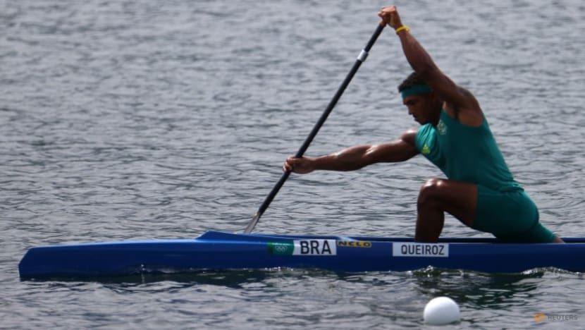 Canoe sprint: Brazil's Queiroz dos Santos shines, disappointment for Carrington