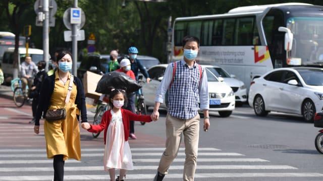 中国新增十起冠病本土病例