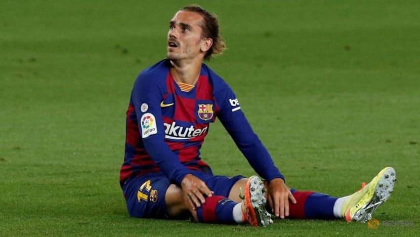 Football: I'll play Griezmann where I want, says Barca coach Koeman