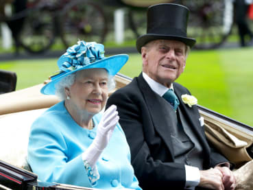 The barbecue king: British royals praise the late Prince Philip's deft touch