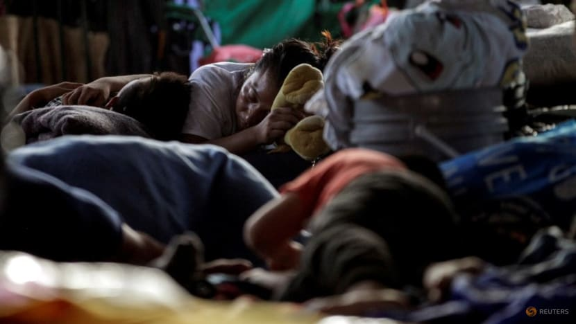 Disappearing asylum protections for migrant families at border test Biden