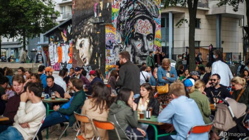 France to introduce anti-coronavirus pass for cafes, trains from Aug 9