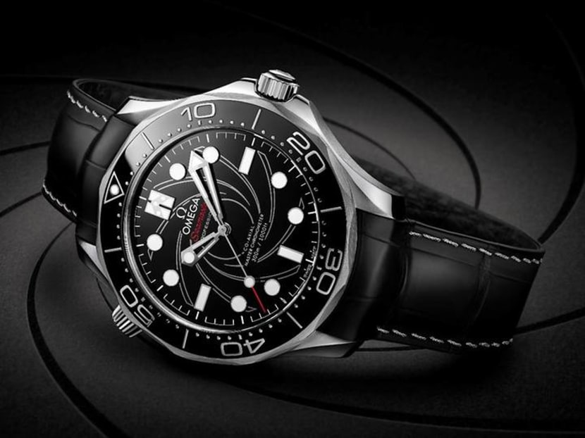 Why Omega's new James Bond watch is whetting our appetites for No Time To Die