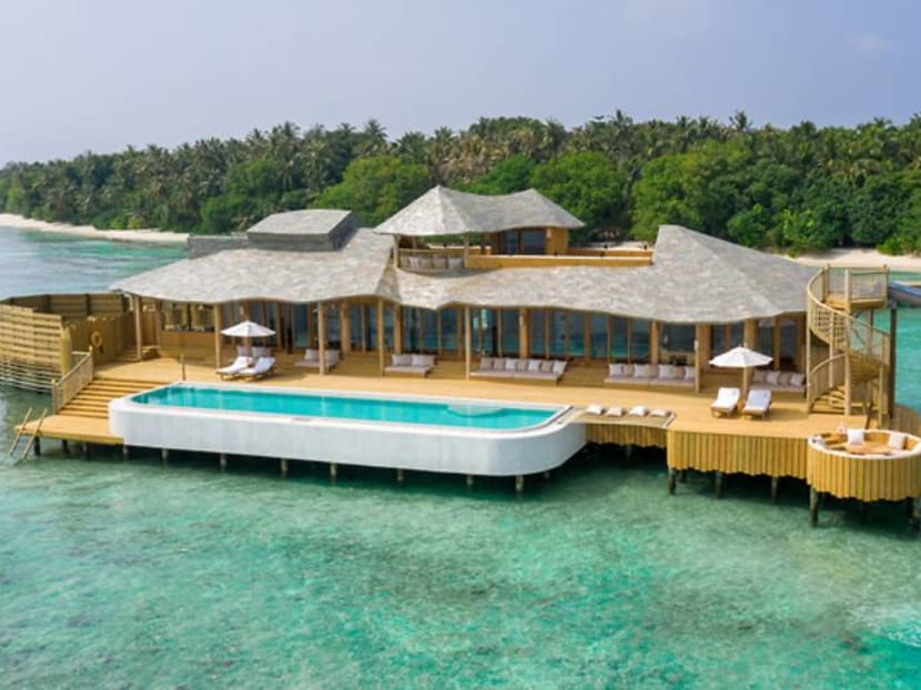 Paradise Found? Escaping reality with a trip to the Maldives amid the pandemic