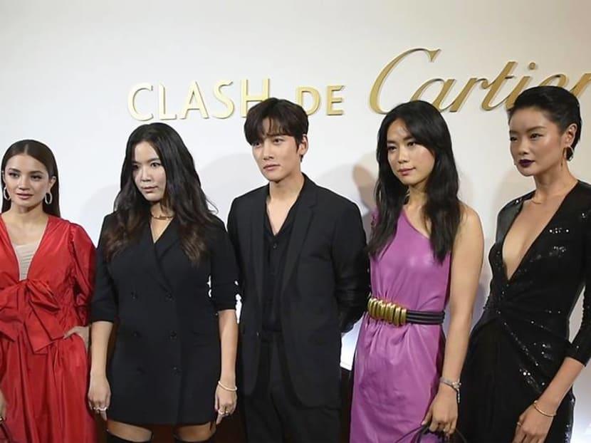 Ji Chang-wook, Rebecca Lim, Rui En, Sheila Sim attend Cartier pop-up launch