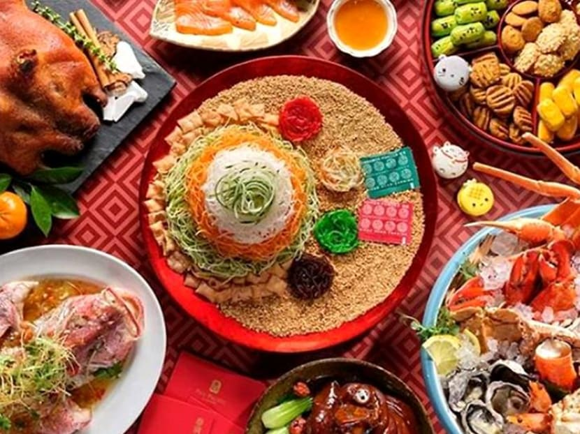 How to keep the kilos off during reunion dinner or when visiting during CNY
