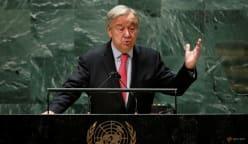UN chief grades world on COVID-19 vaccine rollout: 'F in Ethics'