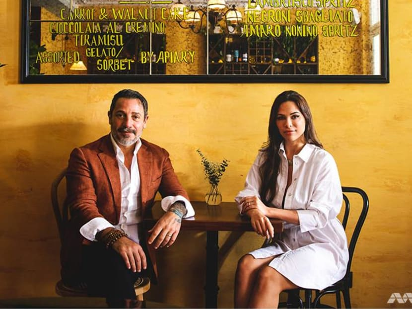 Meet the couple lighting up Singapore's F&B and nightlife scene with unique concepts