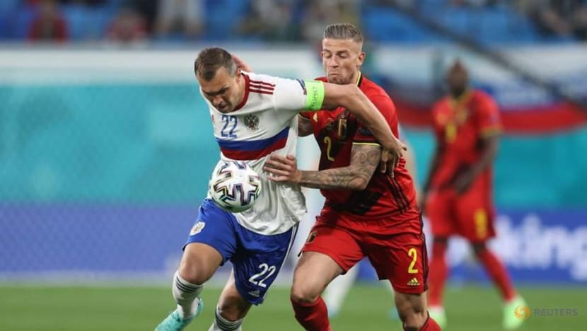 Football: Belgium beat Russia in comfortable start to Euro 2020