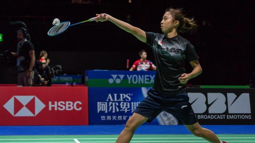 Badminton: Singapore's Yeo Jia Min beats world No 1 Akane Yamaguchi