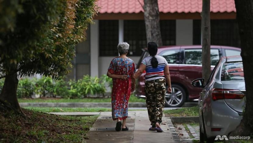 MOM may require employment agencies to check in on foreign domestic workers: Gan Siow Huang