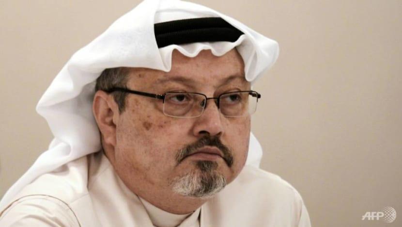 Trump says doesn't want to hear 'suffering' Khashoggi tape