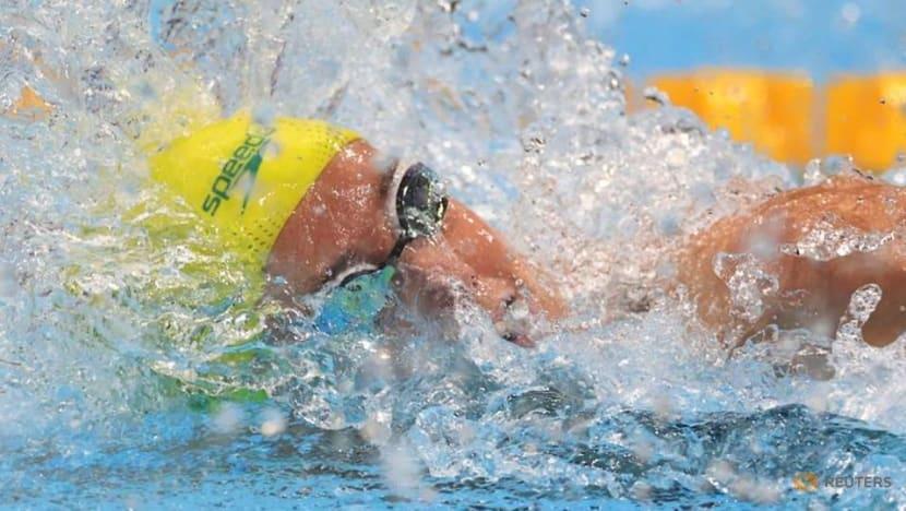 Swimming: Dazed Australian McKeon wins women's Olympic 100m freestyle
